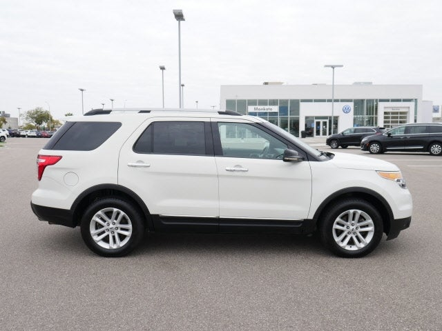 Used 2012 Ford Explorer XLT with VIN 1FMHK8D87CGA41132 for sale in Mankato, Minnesota