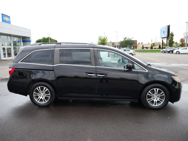 Used 2012 Honda Odyssey EX-L with VIN 5FNRL5H60CB077963 for sale in Mankato, Minnesota